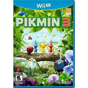 Jogo Pikmin 3 - Nintendo Wii U