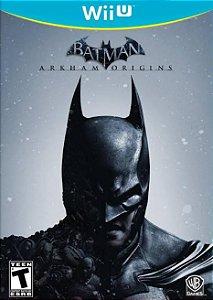 Jogo Batman: Arkham Origins Nintendo WiiU Usado
