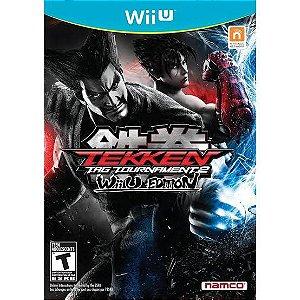 Jogo Tekken Tag Tournament 2 - Nintendo WiiU