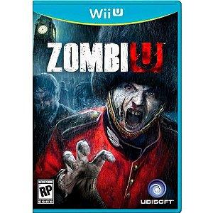 Jogo Zombiu Nintendo WiiU Usado