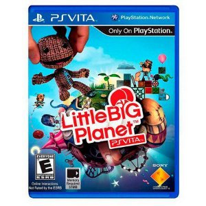Jogo Little Big Planet - PSVita