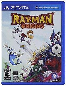 Jogo Rayman Origins PSVita Usado