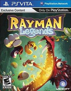 Jogo Rayman Legends PSVita Usado