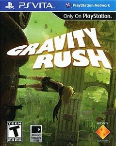 Jogo Gravity Rush PSVita Usado