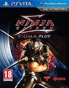Jogo Ninja Gaiden Sigma Plus PSVita Usado