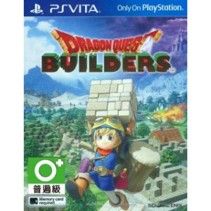 Jogo Dragon Quest Builders PSVita Usado
