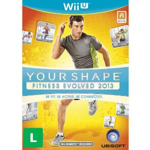 Jogo Your Shape Fitness Evolved 2013 Nintendo WiiU Usado