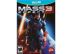 Jogo Mass Effect 3 Special Edition Nintendo WiiU Usado