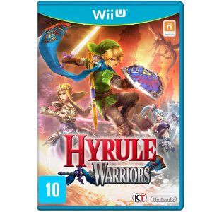 Jogo Hyrule Warriors Nintendo WiiU Usado