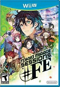 Jogo Tokyo Mirage Sessions Nintendo WiiU Usado