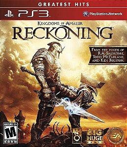 Jogo Kingdoms Of Amalur: Reckoning PS3 Usado