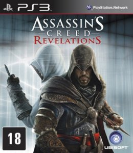 Jogo Assassins Creed: Revelations PS3 Usado