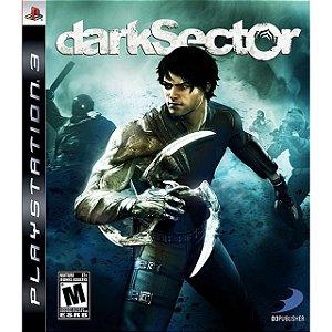 Jogo Dark Sector PS3 Usado
