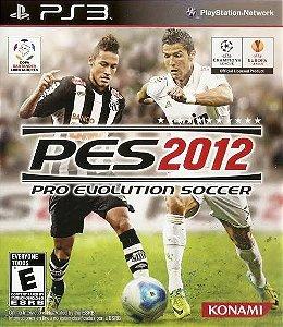 Jogo PES 2012 PS3 Usado