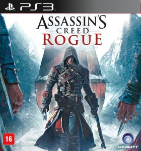 Jogo Assassin's Creed Rogue PS3 Usado