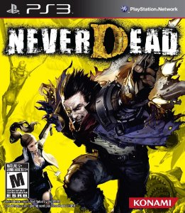 Jogo Neverdead - PS3