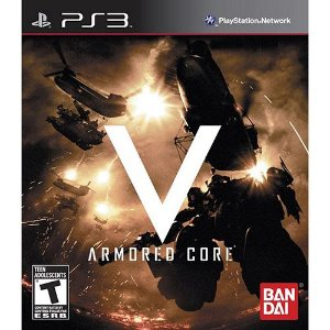 Jogo Armored Core V PS3 Usado