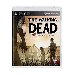 Jogo The Walking Dead PS3 Usado