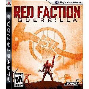 Jogo Red Faction: Guerilla PS3 Usado
