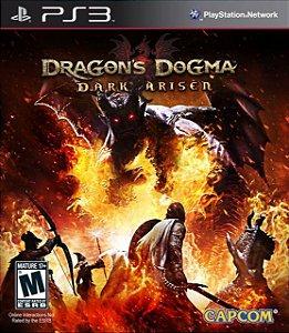 Jogo Dragon's Dogma Dark Arisen PS3 Usado