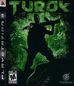 Jogo Turok PS3 Usado