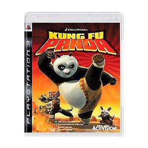 Jogo Kung Fu Panda PS3 Usado
