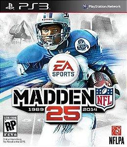 Jogo Madden NFL 25/14 PS3 Usado