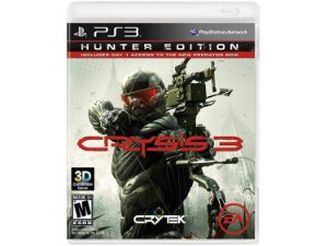 Jogo Crysis 3 PS3 Usado