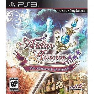 Jogo Atelier Rorona: The Alchemist of Arland PS3 Usado