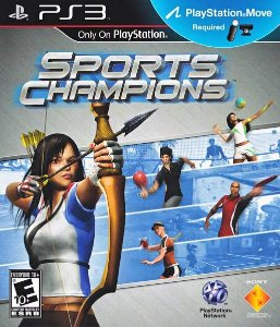 Jogo Sports Champions PS3 Usado