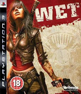 Jogo WET PS3 Usado