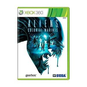 Jogo Aliens Colonial Marines X360 Usado