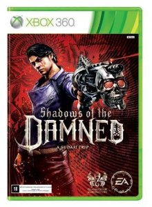 Jogo Shadows Of The Damned X360 Usado