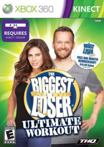 Jogo The Biggest Loser Ultimate Workout X360 Usado