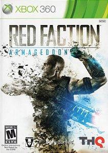 Jogo Red Faction Armageddon X360 Usado