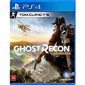 Jogo Tom Clancy's Ghost Recon: Wildlands PS4 Usado