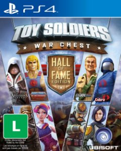 Jogo Toy Soldiers: War Chest Hall Of Fame PS4 Usado
