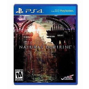 Jogo Natural Doctrine PS4 Usado
