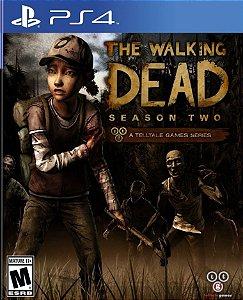 Jogo The Walking Dead Season 2 PS4 Usado