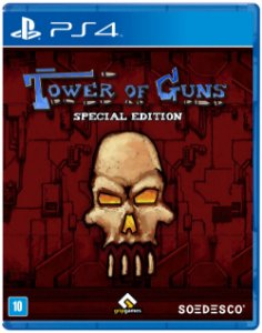 Jogo Tower of Guns Special Edition PS4 Usado