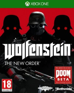 Jogo Wolfenstein The New Order Xbox One Usado