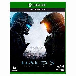Jogo Halo 5 Guardians Xbox One Usado