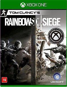Jogo Rainbow Six Siege Xbox One Usado