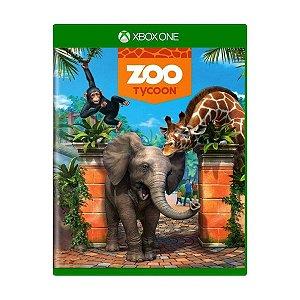 Jogo Zoo Tycoon Xbox One Usado