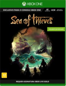 Jogo Sea of Thieves Xbox One Usado