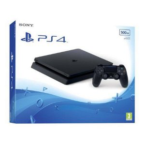 Console PS4 Slim 500GB Novo