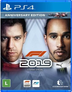 Jogo F1 2015 PS4 Usado