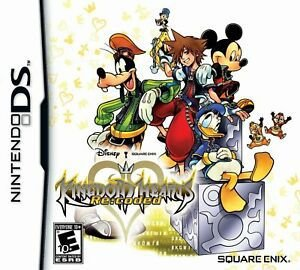 Jogo Kingdom Hearts Re:coded Nintendo DS Usado