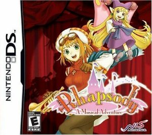 Jogo Rhapsody: A musical adventure Nintendo DS Usado