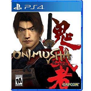 Jogo Onimusha Warlords PS4 Usado